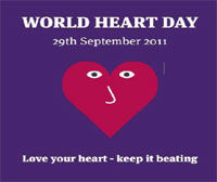 World Heart Day 2011